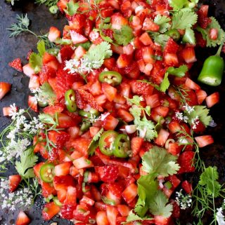 Strawberry Salsa Recipe