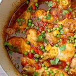 Easy Chicken Stew ( Grandma's Recipe for Chicken Stew )