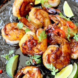 Honey Garlic Shrimp Recipe
