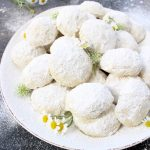 Italian Wedding Cookies Recipe