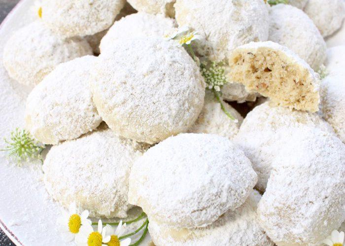 Italian Wedding Cookies Recipe
