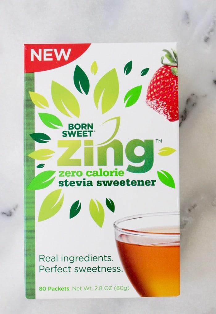 Born Sweet Zing™ Zero Calorie Stevia Sweetener