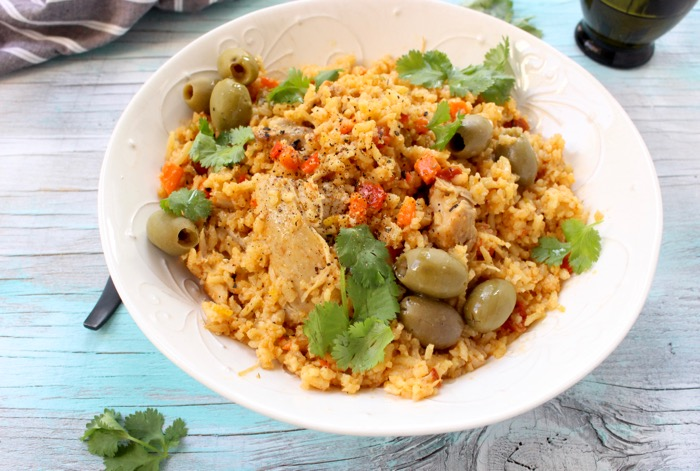 Easy Chicken and Rice