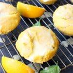 Easy Pumpkin Muffins Recipe with Orange Glaze & Mascarpone
