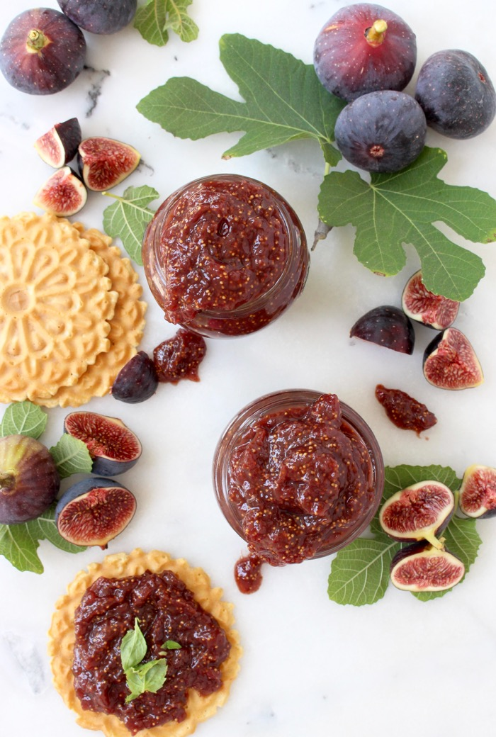 Fig Jam Recipe Easy