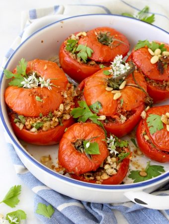 Stuffed Tomatoes Recipe ( Italian )