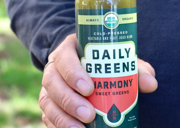 Daily Greens Juice Review