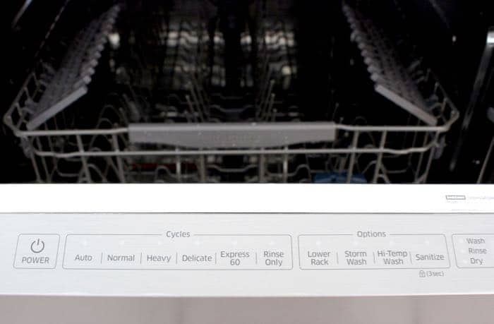Samsung StormWash Dishwasher Review
