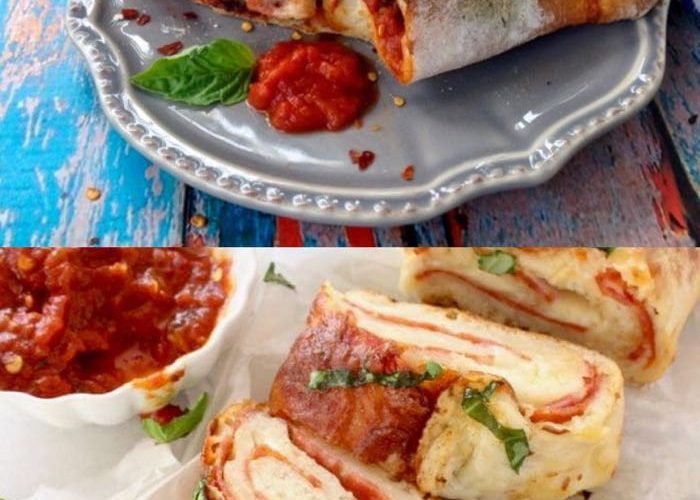 What Is A Calzone vs Stromboli ?