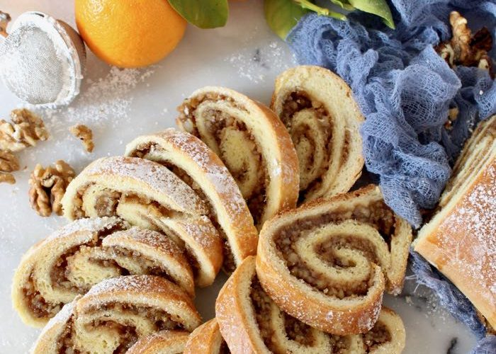 Nut Roll Recipe