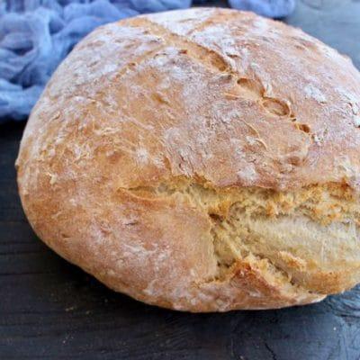 Rustic Crusty Bread Recipe