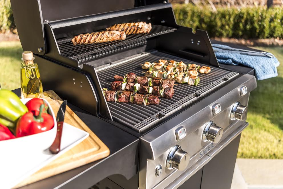 Saber Grill Giveaway 2017