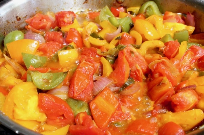 Peperonata Ingredients