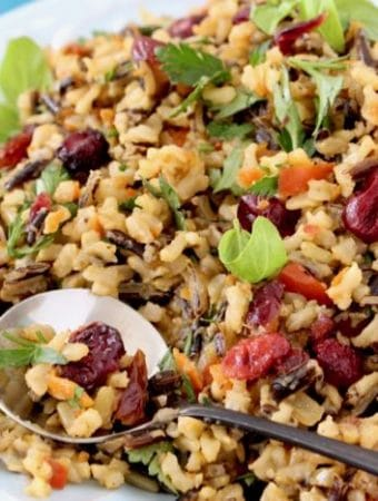 Wild Rice Cranberry Salad Whole Foods