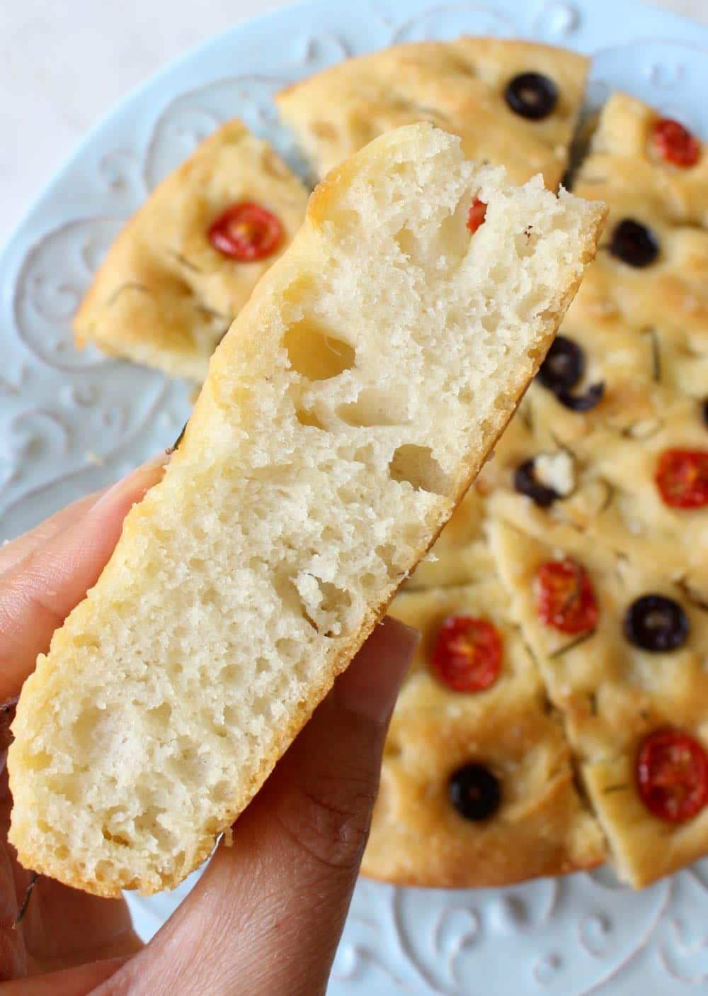 How to Make Fluffy Focaccia