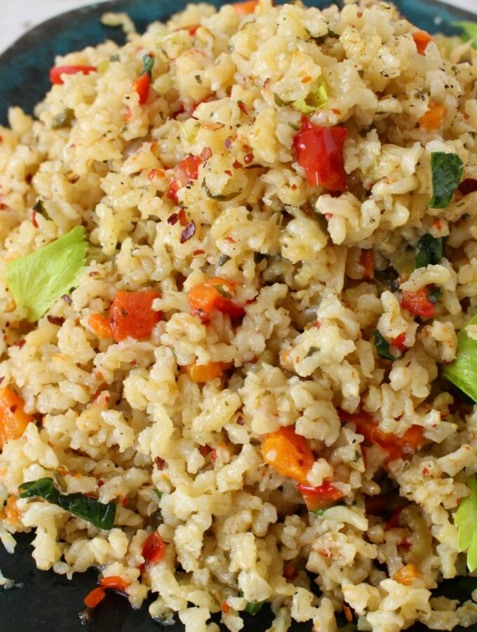Best Brown Rice Pilaf Recipe